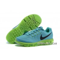 Best Air Max Tailwind 8 Women Green Black Blue