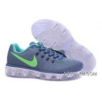 Air Max Tailwind 8 Women Grey Green Blue Latest