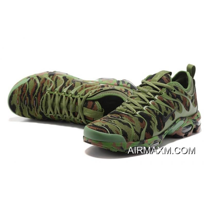 finest selection 21bd3 48587 Nike Air Max Plus TN Ultra Army Green For Sale, Price: $75.83 - Nike ...