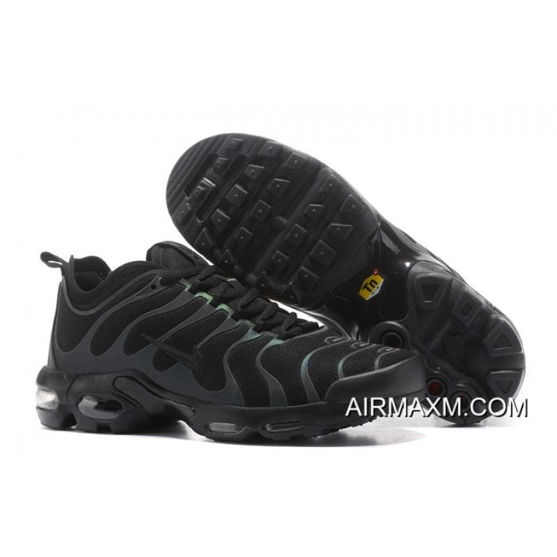 brand new 64b9e a12d1 Women Where To Buy Nike Air Max Plus TN All Black