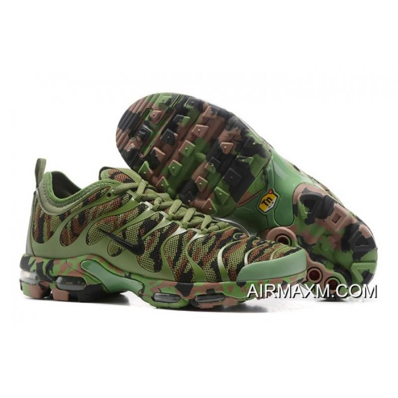new arrival 3e37a 2bf69 Nike Air Max Plus TN Ultra Army Green Women New Release ...