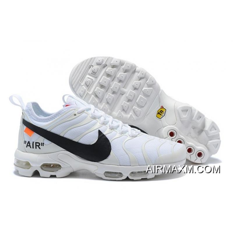 the best attitude 5eb3b 89494 Nike Air Max Plus TN Ultra White Black Women Latest