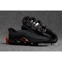 Free Shipping Nike Air VaporMax 97 All Black