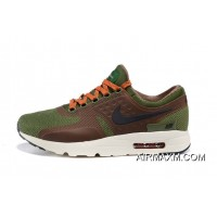 Nike Air Max Zero QS Green Brown New Style