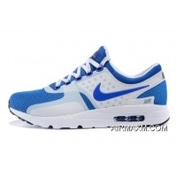 Nike Air Max Zero QS Royal Blue/White Top Deals