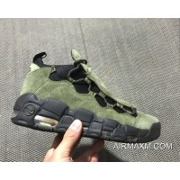 "Best Nike Air More Money QS ""US Dollar"""