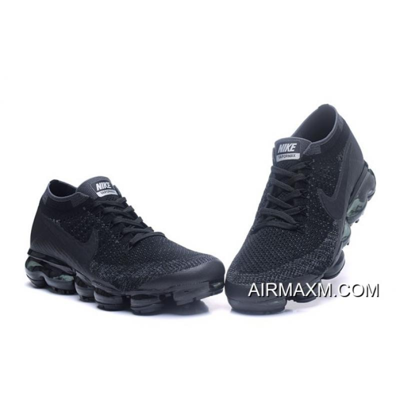 Where To Buy Nike Air Vapormax Flyknit All Black Price 95 23