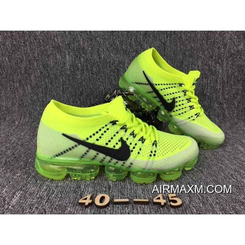 nike air vapormax green