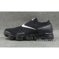 Nike VaporMax Moc White Black Big Discount