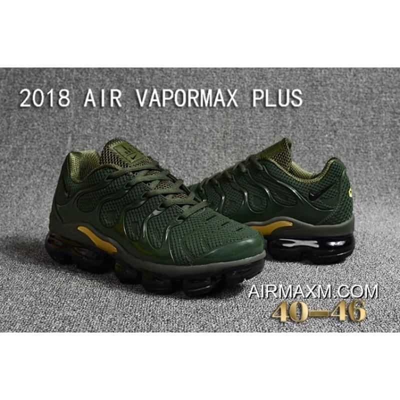 f955ef1b9e69 ... Nike Air VaporMax Plus KPU Army Green Golden For Sale ...