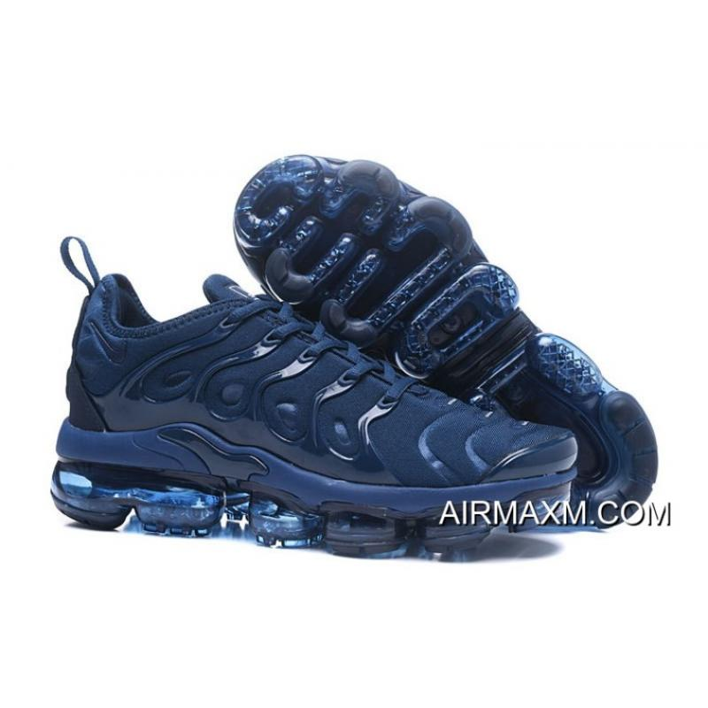 detailed look good selling quite nice New Style Nike Air VaporMax TN Deep Blue, Price: $95.65 ...
