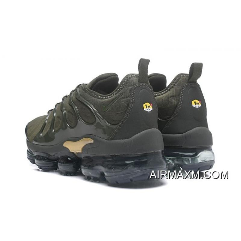 ... Nike Air VaporMax TN Plus Olive Green New Year Deals ... aefde569e