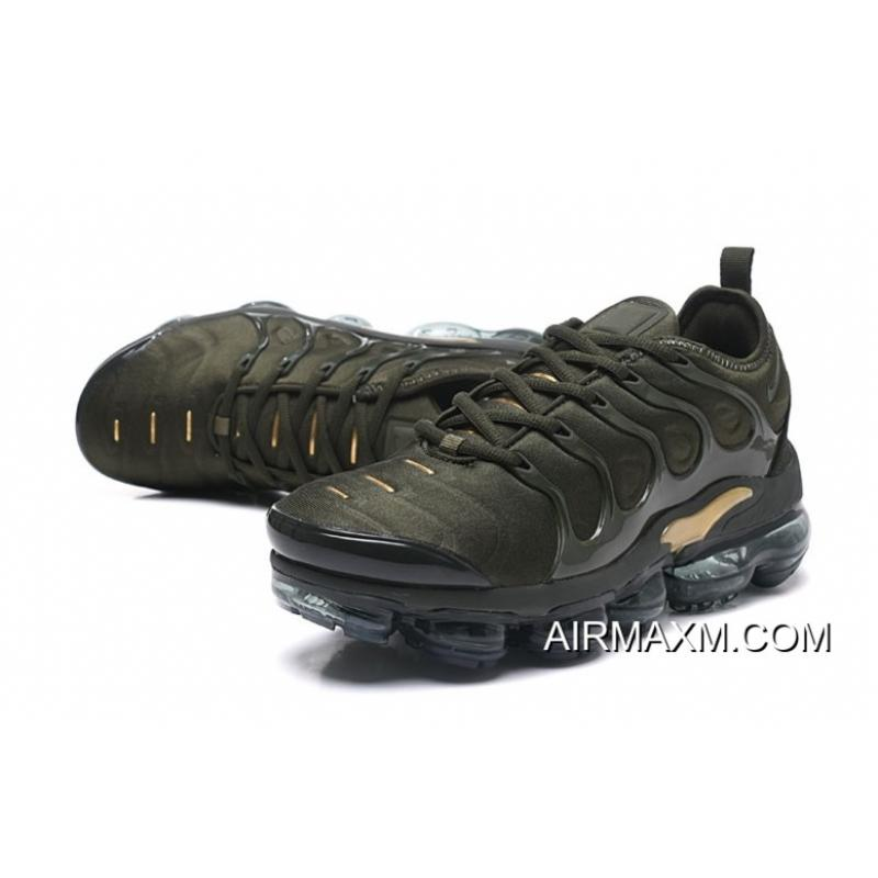 big sale 60e1d a4952 ... inexpensive nike air vapormax tn plus olive green new year deals e7105  0f7c7