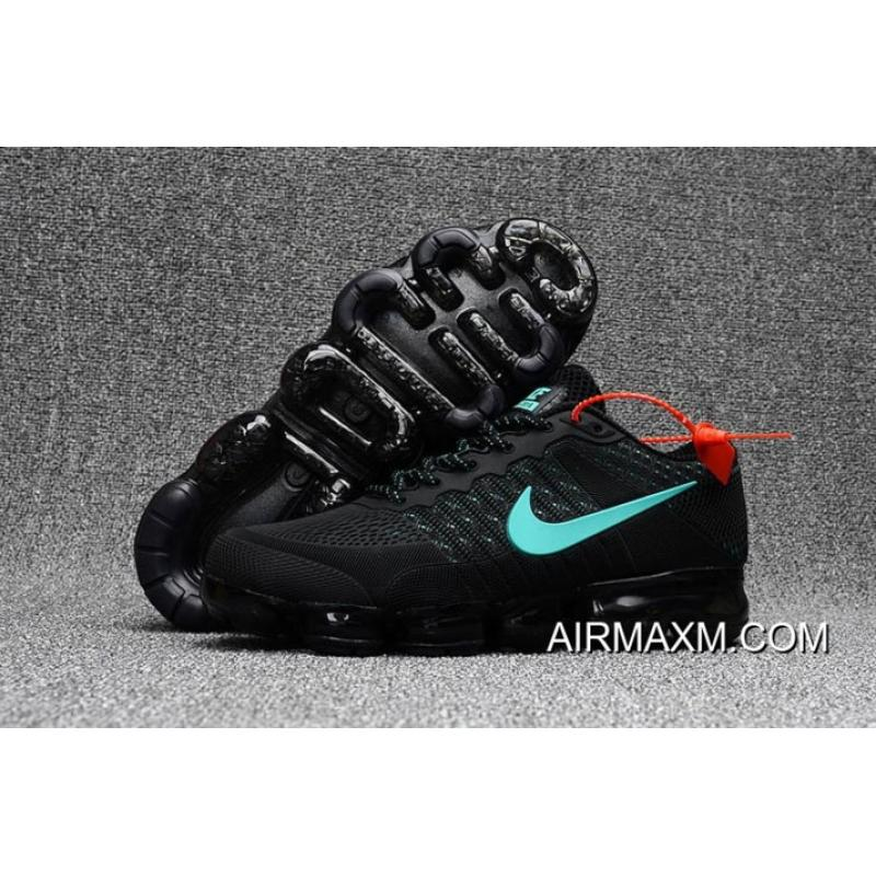 Nike Air Max 2018 Black Skyblue Shoes New Style ...