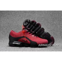 Latest Nike Air Max 2018 Wine Red Black