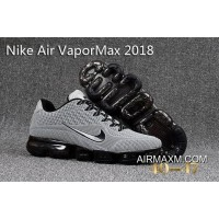 Nike Air Vapormax 2018 Gray Black Running Shoes Where To Buy