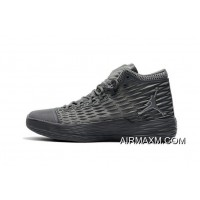 """New Jordan Melo M13 """"Wolf Grey"""" Outlet"""