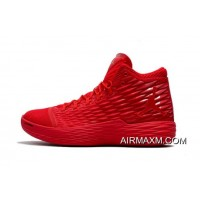 """Where To Buy Jordan Melo M13 """"All-Red"""" 881562-618"""