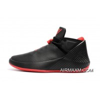 "Jordan Why Not Zer0.1 Low ""Bred"" Black/Gym Red-Black Free Shipping"