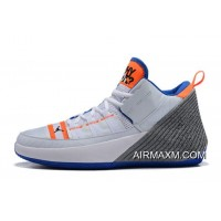 Buy Now Jordan Why Not Zer0.1 Chaos White/Orange-Blue-Grey