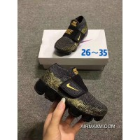Discount Kids Nike Air VaporMax 2018 Flyknit Running Shoe SKU:155770-231