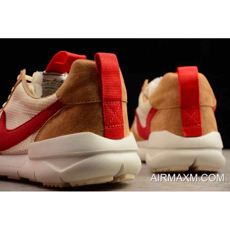 promo code 7f89a 5835a ... Tom Sachs X NikeCraft Mars Yard 2.0 Natural/Sport Red-Maple AA2261-100  ...