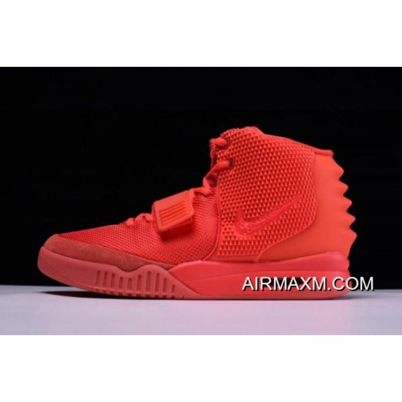 "754d3f382 Best Nike Air Yeezy 2 SP ""Red October"" 508214-660 ..."