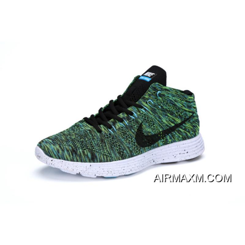 bc46cd5c6ceb New Release Nike Lunar Flyknit Chukka HTM 554969 LUNAREPIC High Woven  Running Shoes LUNAREPIC Woven High ...