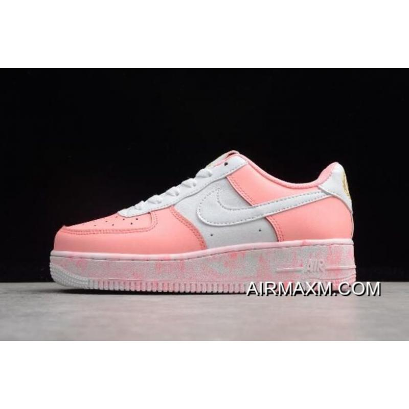 nouvelle arrivee 86276 8aed3 Where To Buy Women's Nike Air Force 1 Low Pastel/White 596728-031