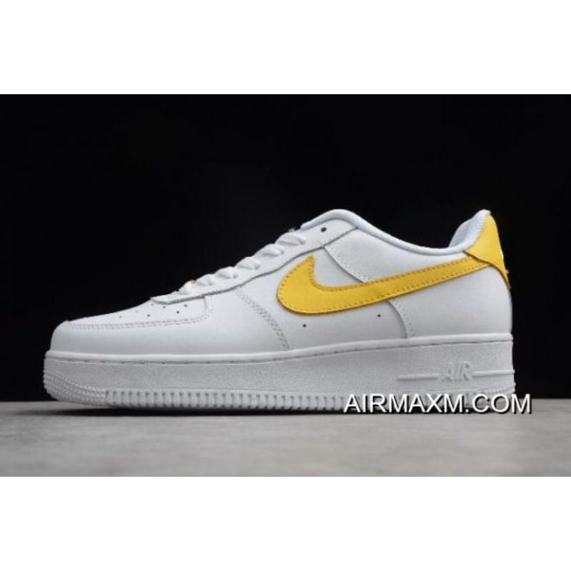 differently f2044 96a1f Women/Men For Sale Nike Air Force 1 Upstep White/Yellow AQ3774-992