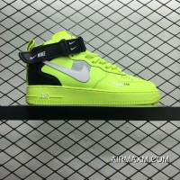 Men Nike Air Force 1 Basketball Shoe SKU:37002-386 Online