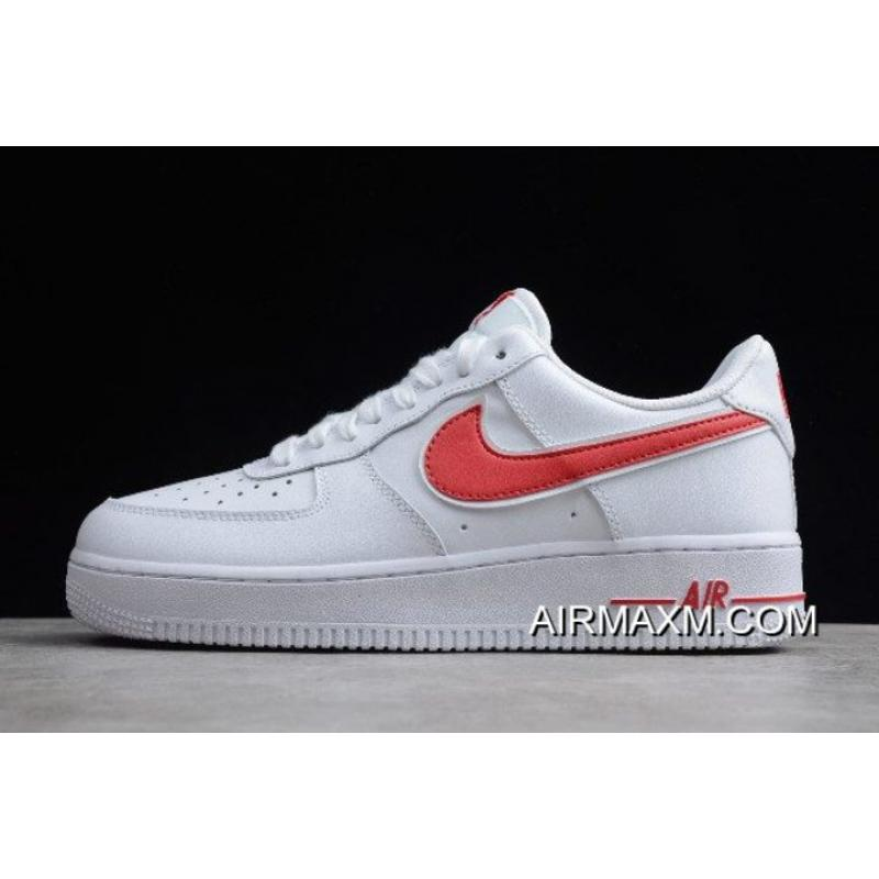 Nike Air Force 1 '07 whitegym red ab 99,95