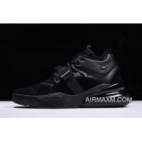 "For Sale Nike Air Force 270 ""Triple Black"" AH6772-003 Free Shipping"