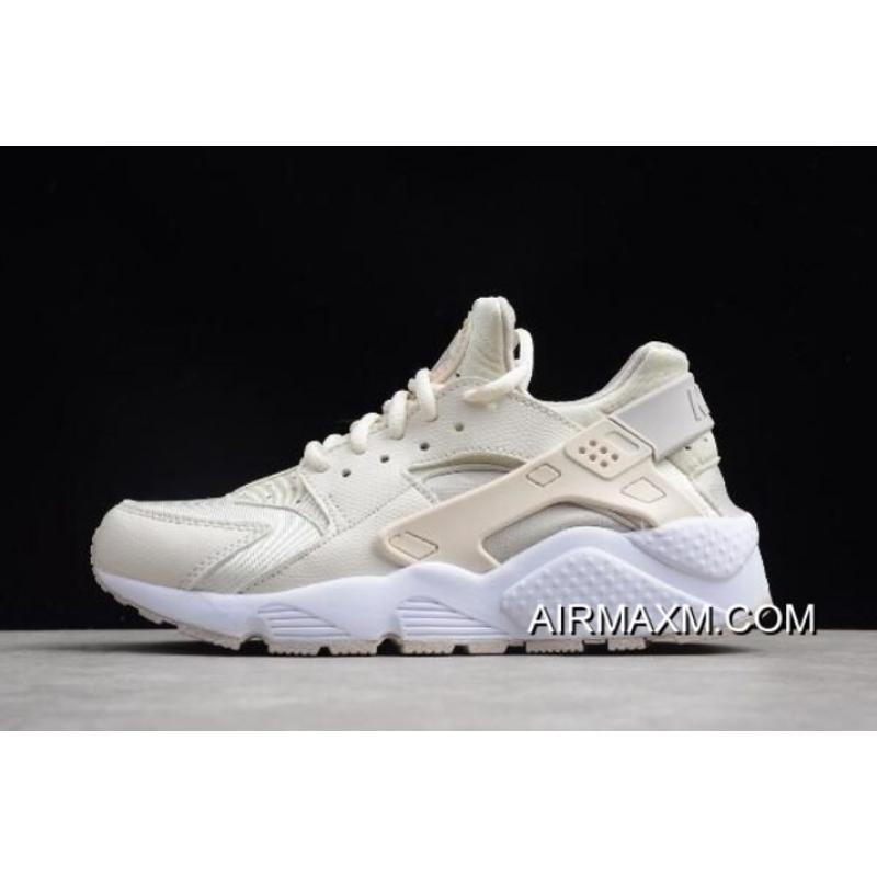 ae60ea19a638 Women Best WMNS Nike Air Huarache Run Phantom Light Iron Ore-White 634835-  ...
