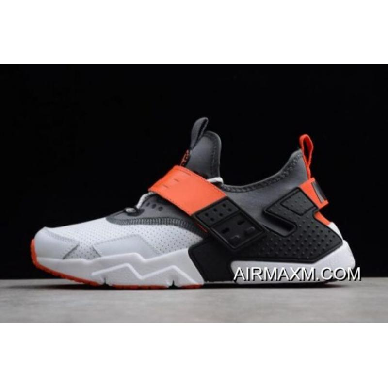 "on sale 3e35a b988e New Style Nike Air Huarache Drift Premium ""Rush Orange"" AH7335-102 ..."