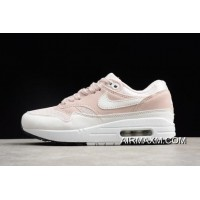 """Women's Nike Air Max 1 """"Barely Rose"""" Barely Rose/White-Black 319986-607 Where To Buy"""