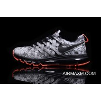 For Sale Men Nike Air Max 2016 Fingertrap KPU Running Shoe SKU:16512-242