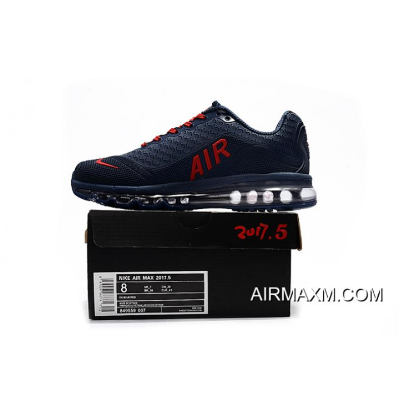 5a6dc9f152 Outlet Men Nike Air Max 2017.5 Running Shoes KPU SKU:3048-279, Price ...