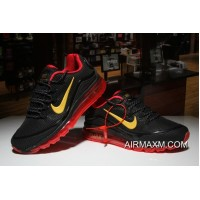 Nike Air Max 2018 Elite Black Red Yellow New Style