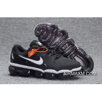 Buy Now Nike Air Max 2018 Leather Black White Running Shoe