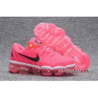 Nike Air Max 2018 Leather Pink Black Women Where To Buy