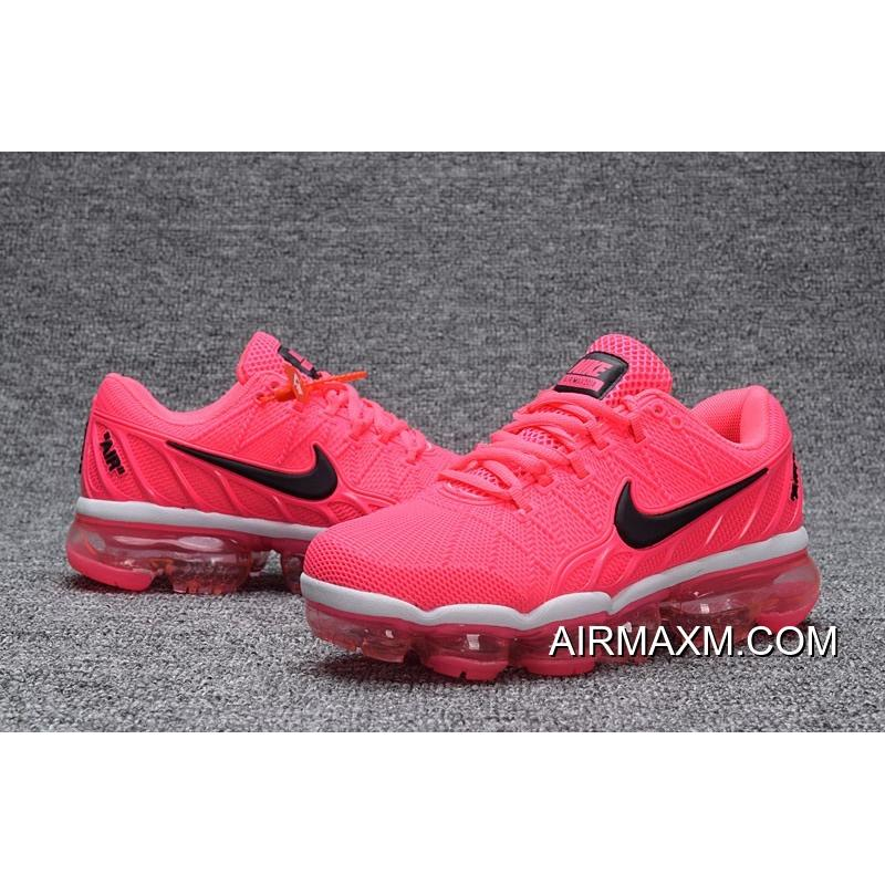 443d508225 Nike Air Max 2018 Leather Pink Black Women Where To Buy, Price ...