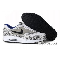 Discount Men Nike Air Max 87 Running Shoe SKU:176279-243