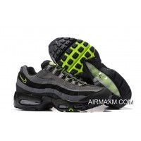 Latest Men Nike Air Max 95 Running Shoe SKU:171694-273