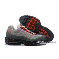 Online Men Nike Air Max 95 Running Shoes SKU:14647-352