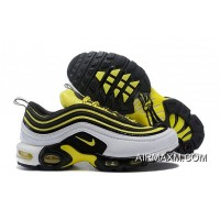 Top Deals Men Nike Air Max Plus 97 Running Shoes SKU:89791-384