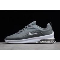 For Sale Nike Air Max Axis Cool Grey/White Running Shoes AA2146-002