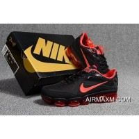 Men Nike Air VaporMax 2018 KPU Running Shoes SKU:24453-256 For Sale