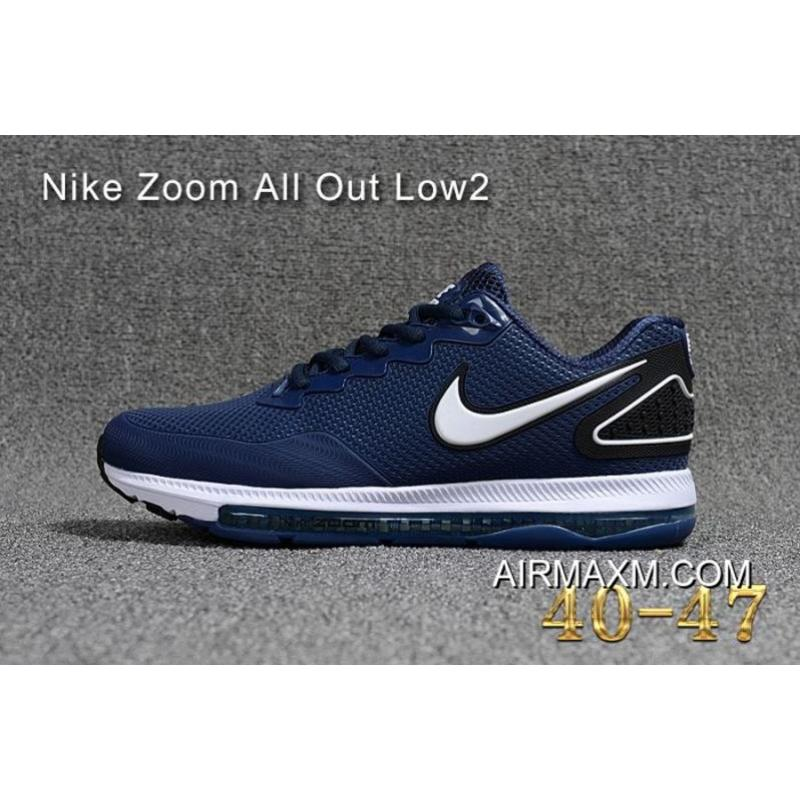 reputable site ae380 09a83 Online Men Nike Zoom All Out Low Running Shoes KPU SKU 176270-275 ...