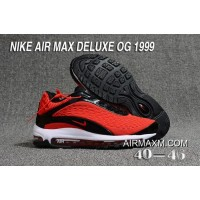 Men Air Max Deluxe OG 1999 Running Shoes KPU SKU:15363-434 New Style